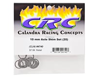 Image 2 for CRC 10mm Axle Shim Set (20)