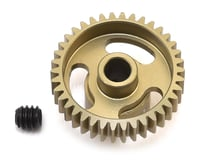 """CRC """"Gold Standard"""" 64P Aluminum Pinion Gear (38T) 