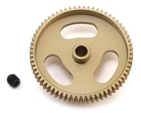 "Image 1 for CRC ""Gold Standard"" 64P Aluminum Pinion Gear (66T)"