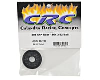 """Image 2 for CRC 64P """"16 Ball"""" Pan Car Spur Gear (80T)"""