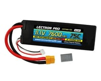 Common Sense RC Lectron Pro 11.1V 7600mAh 75C Lipo Battery with XT60 Connector + CSRC adapter for XT60 batteries to Trax