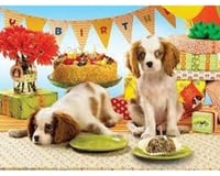 Cobble Hill Puzzles Cobble Hill Every Dog Has Its Day 275 pieces Jigsaw Puzzle