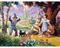 Cobble Hill Puzzles Cobble Hill 350 piece The Wizard of OZ Jigsaw Puzzle