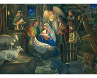 Cobble Hill Puzzles 500Puz Away In A Manger