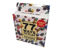 Carma Games Tenzi 53802 77 Ways to Play Tenzi