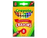 Crayola Llc 8 Ct. Crayons - Peggable