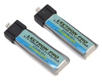 Common Sense RC Lectron Pro 1S LiPo 45C Battery (3.7V/180mAh) (2) (E-flite UMX AS3Xtra)