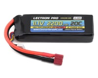 Common Sense RC Lectron Pro 3S 20C LiPo Battery w/T-Style (11.1V/2200mAh)