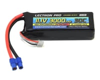 Image 1 for Common Sense RC Lectron Pro 3S LiPo 30C LiPo Battery (11.1V/3000mAh)