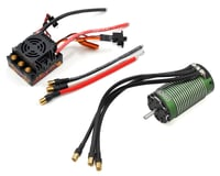Castle Creations 1/8 Monster 2 ESC WP with 2200kv Sensored CSE010-0108-03