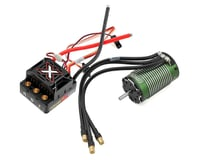 Castle Creations Monster X 1/8 Brushless Combo w/1512 Sensored Motor
