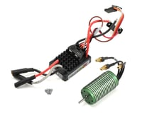 Castle Creations Mamba Micro X 1/18th Scale Brushless Combo (4100KV)