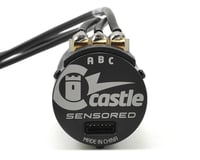 Castle Creations Mamba X Waterproof Sensored Brushless Combo w/2280kV Slate
