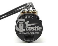 Image 2 for Castle Creations Mamba X Waterproof Sensored Brushless Combo w/2850kV Slate