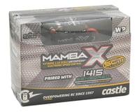 Image 4 for Castle Creations Mamba X SCT 1/10 Brushless Combo w/1415 Sensored Motor
