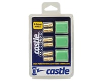 Image 2 for Castle Creations 6.5mm Polarized Bullet Connector (3) (Male)