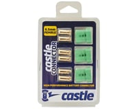 Image 2 for Castle Creations 6.5mm Polarized Bullet Connector (3) (Female)