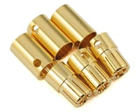Image 1 for Castle Creations 8.0mm High Current CC Bullet Connector Set