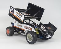 Custom Works Outlaw 4 Pro-Comp 1/10 Electric Dirt Oval Sprint Car Kit | relatedproducts
