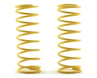 Custom Works 5lb Long Shock Spring Yellow (2)
