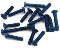 Custom Works Enforcer 7 Lightweight Sprint Car Cage Hardware Kit (Blue)