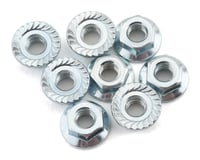Custom Works M4 Serrated Flanged Wheel Nuts (8) | alsopurchased