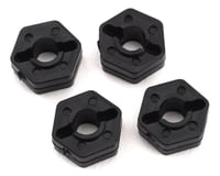 Custom Works 12mm Outlaw 4 Plastic Rear Molded Hex (4)