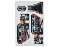 Custom Works Knoxville Sprint Body Motor Decals | relatedproducts