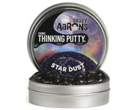 "Crazy Aaron's Thinking Putty, 3.2 Ounce, Cosmic Star Dust 4"" Tin"