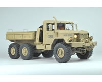 Cross RC HC6 1/10 6x4 Scale Off Road Military Truck Kit