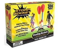 D And L Stomp Rocket (20888) Dueling Rockets, 4 Rockets [Packaging May Vary]
