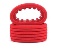 Image 1 for DE Racing Outlaw Sprint Rear Closed Cell Inserts (Red) (2)