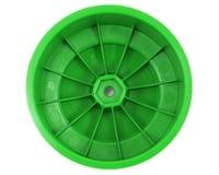 """Image 2 for DE Racing 12mm Hex """"Speedline PLUS"""" Short Course Wheels (Green) (2) (SC5M)"""