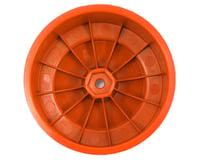 "Image 2 for DE Racing 12mm Hex ""Speedline PLUS"" Short Course Wheels (Orange) (2) (SC5M)"