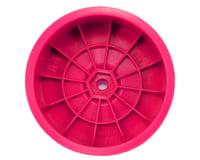 """Image 2 for DE Racing 9.5mm Hex """"Speedline"""" 2.2 4WD Front Buggy Wheels(2) (B44.2) (Pink)"""