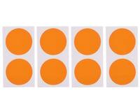DE Racing Gambler Dirt Oval Mud Plug Wheel Sticker Disks (Orange) | relatedproducts