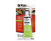Devcon Clear Silicone Adhesive 1.76Oz. Tube