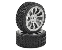 Dromida Rally Car 1/18 Wheel/Tire Assembly (2)