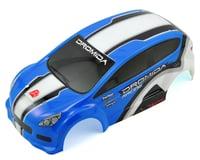 Dromida Pre-Painted Rally Body Set (Blue)