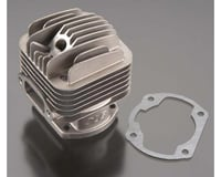 DLE Engines Cylinder with Gasket: DLE 35-RA