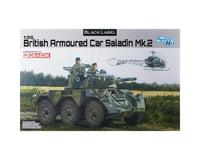 Dragon Models 3554 1/35 British Armored Car Saladin Mk.II Black Label