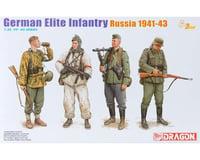 Dragon Models  1/35 Germ Elite Inf, Russia 1941-43 (4 Figure Set)