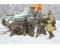 Dragon Models  1/35 Soviet Infantry Winter 1941 (4 Figures Set)