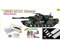Dragon Models 1/35 USMC M1A1 Abrams + US Tank Crew
