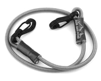 """DSM Off-Road 12"""" Scale Kinetic Tow Strap (Silver)"""