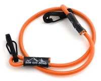 """DSM Off-Road 12"""" Scale Kinetic Tow Strap (Neon Orange) 