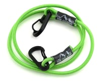 """DSM Off-Road 20"""" Super Strap Kinetic Recovery Strap (Neon Green)"""