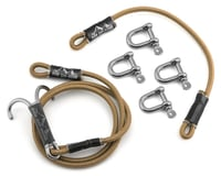 DSM Off-Road Rapid Recovery Kintetic Strap System (Sand)