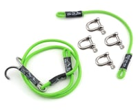 DSM Off-Road Rapid Recovery Kintetic Strap System (Neon Green)