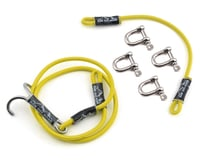 DSM Off-Road Rapid Recovery Kintetic Strap System (Neon Yellow)
